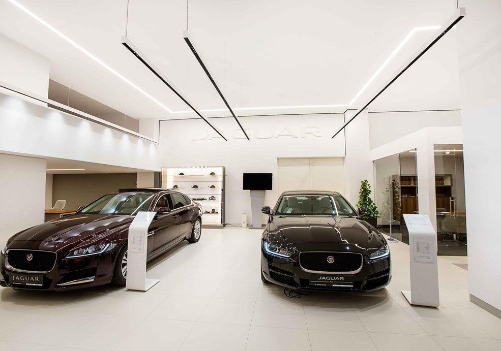 Jaguar Land Rover Bucharest