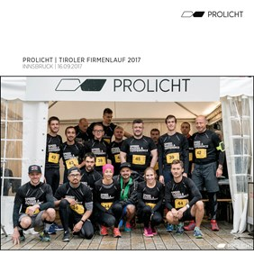 Tyrolean Company Run 2017