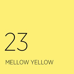 23 Mellow Yellow