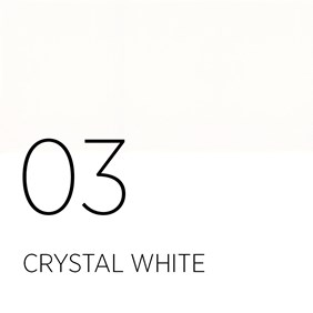 03 Crystal White