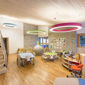Lighting in Kindergartens